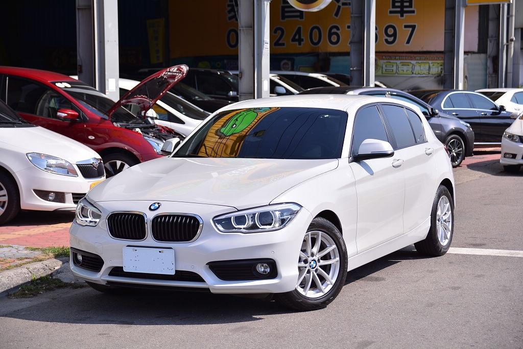 2016 BMW 寶馬 1 series