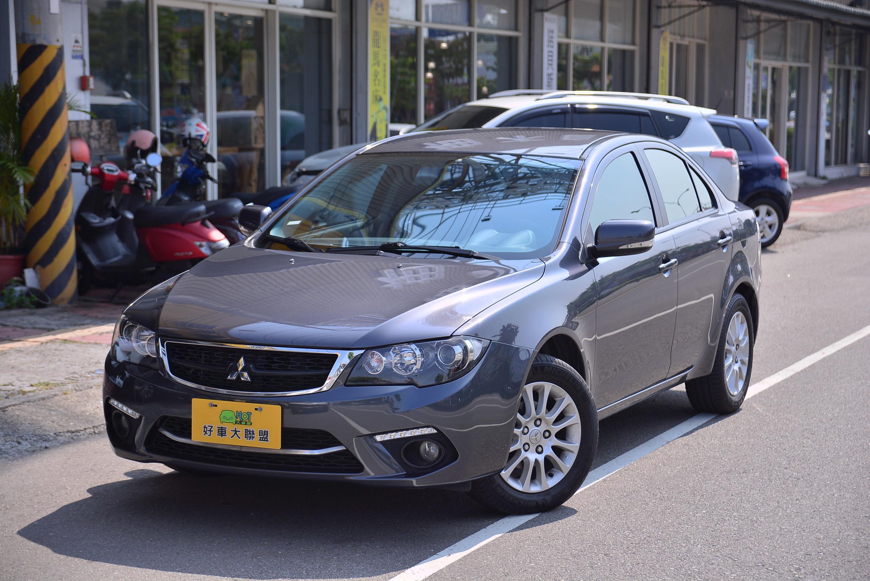 2014 Mitsubishi 三菱 Lancer fortis