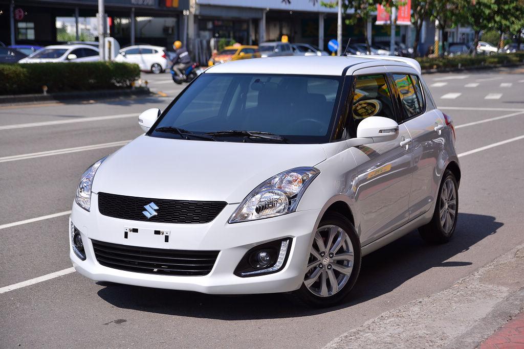 2014 Suzuki 鈴木 Swift