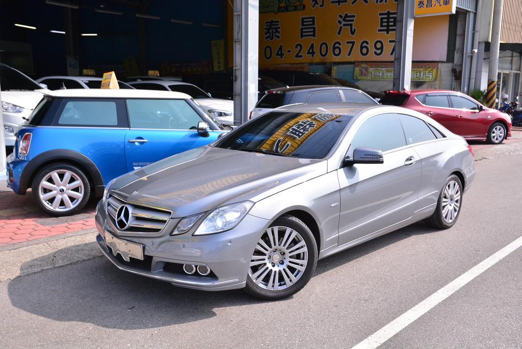 2010 M-Benz 賓士 E-Class