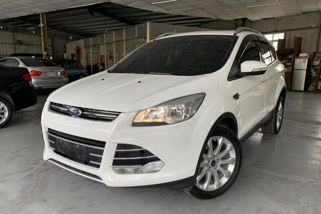 2014 Ford 福特 Kuga