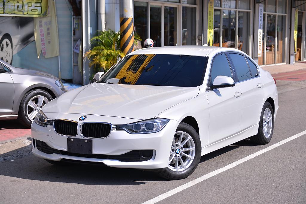 2014 BMW 寶馬 3 series sedan