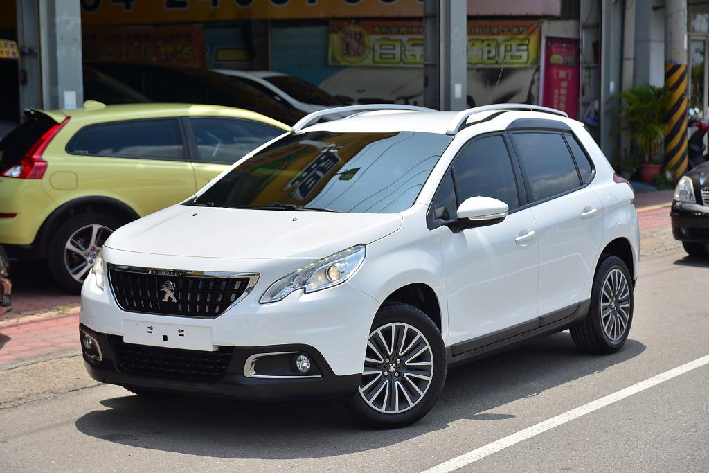 2016 Peugeot 寶獅 2008
