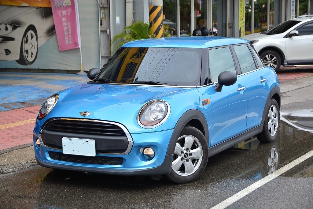 2016 Mini 迷你 Hatch