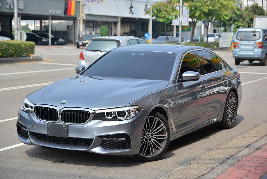 2017 BMW 寶馬 5-series sedan