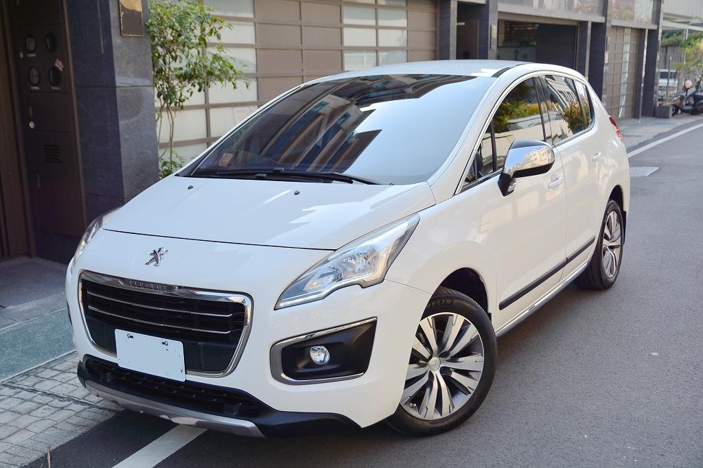 2014 Peugeot 寶獅 3008