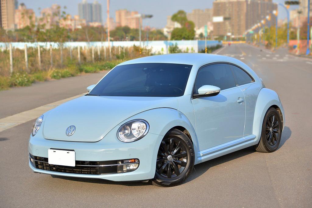 2014 Volkswagen 福斯 Beetle