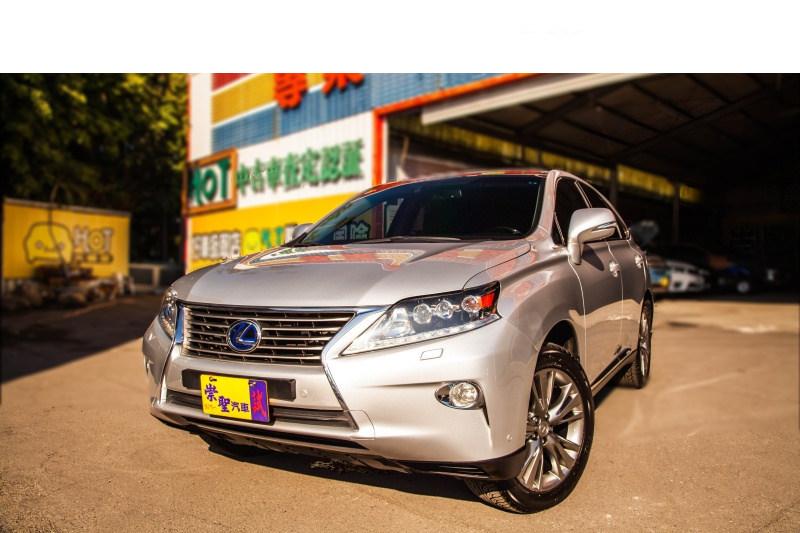 2013 Lexus 凌志 Rx