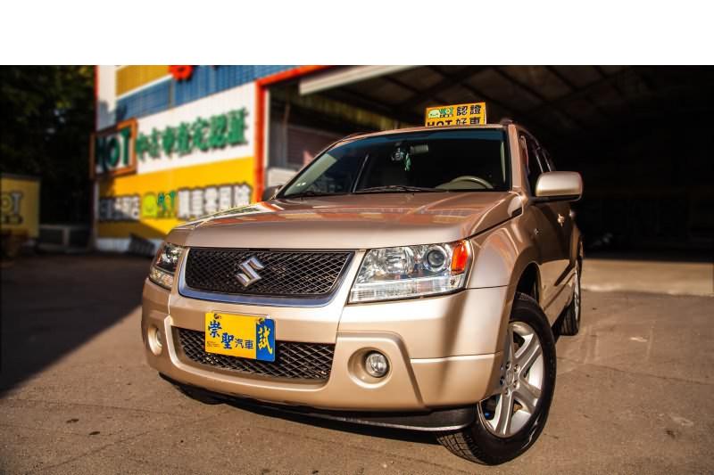 2006 Suzuki Grand vitara jp