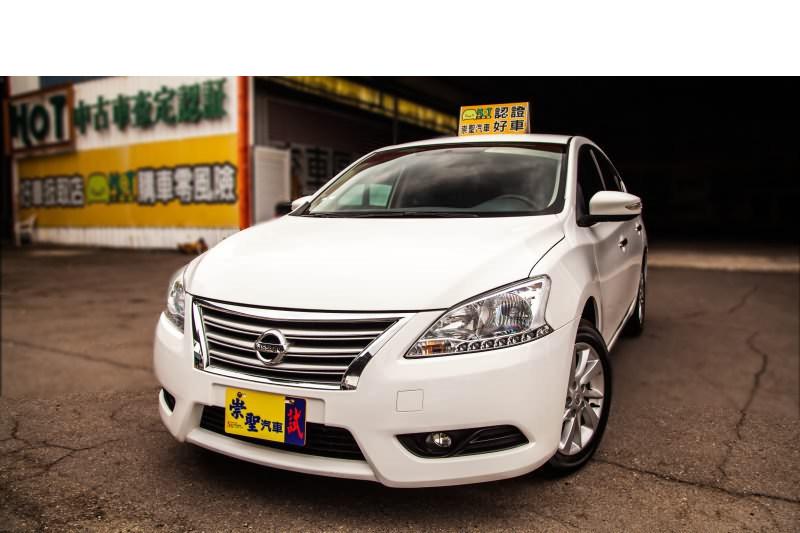 2016 Nissan 日產 Sentra