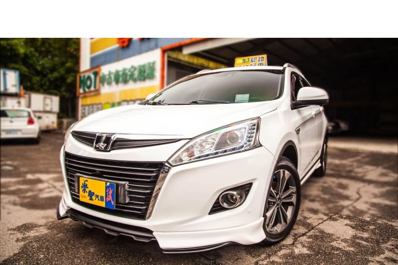 2014 Luxgen U6 turbo