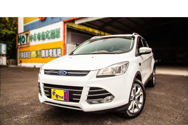 2013 Ford 福特 Kuga