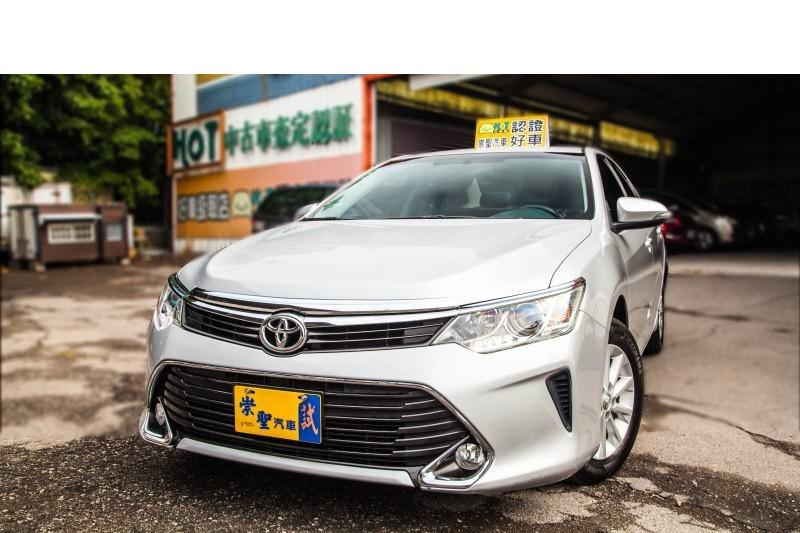 2017 Toyota 豐田 Camry