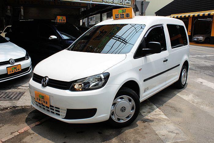 Volkswagen 福斯 2011 Caddy