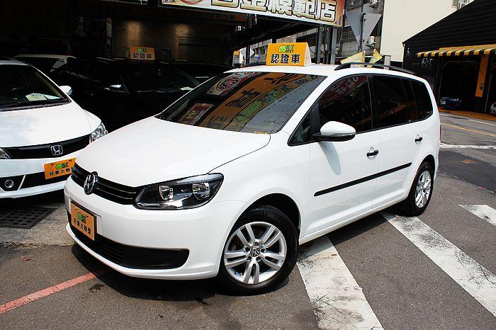2014 Volkswagen Touran