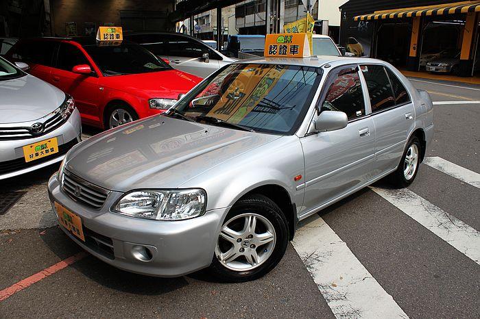 2000 Honda City