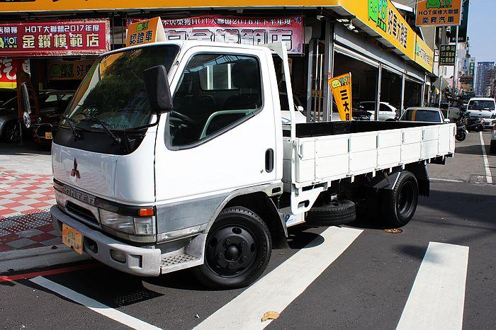 2004 Mitsubishi 商用車