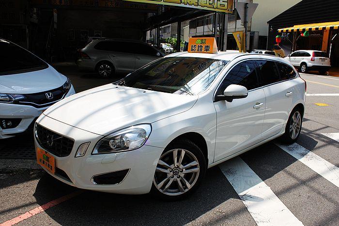 2012 Volvo 富豪 V60