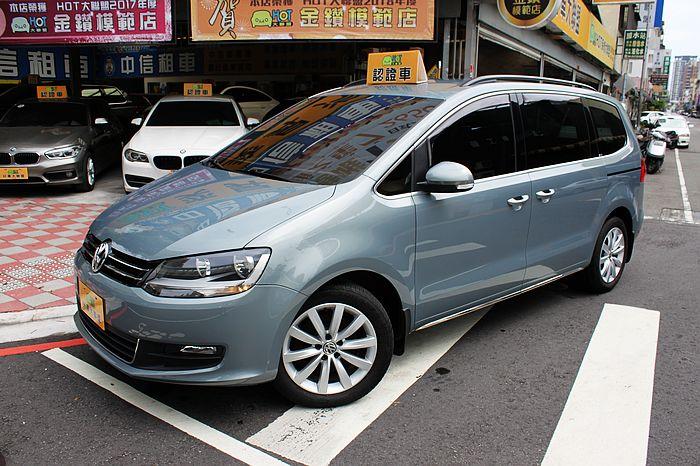 2015 Volkswagen 福斯 Sharan