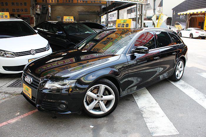 2011 Audi 奧迪 A4 avant