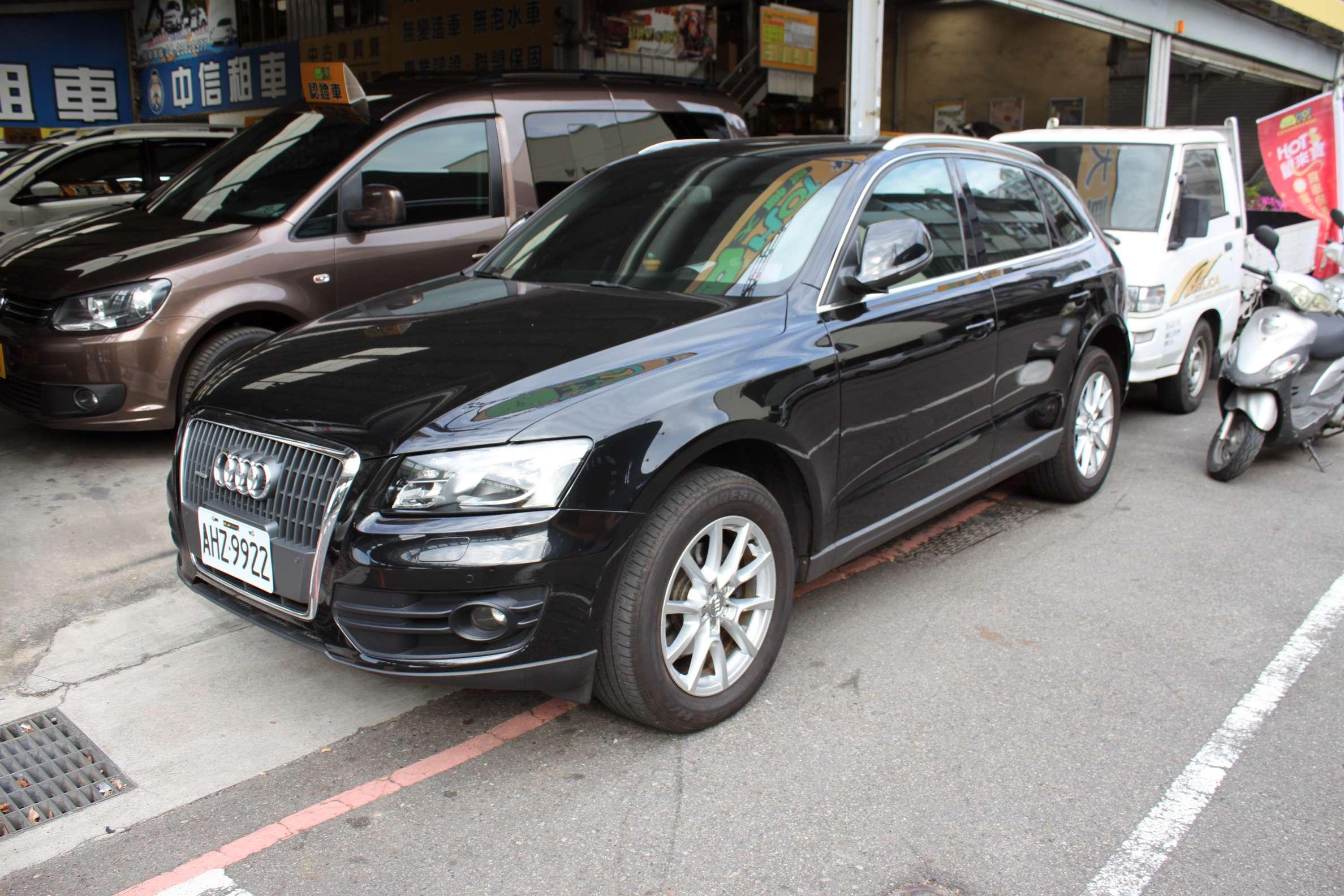 2009 Audi 奧迪 Q5