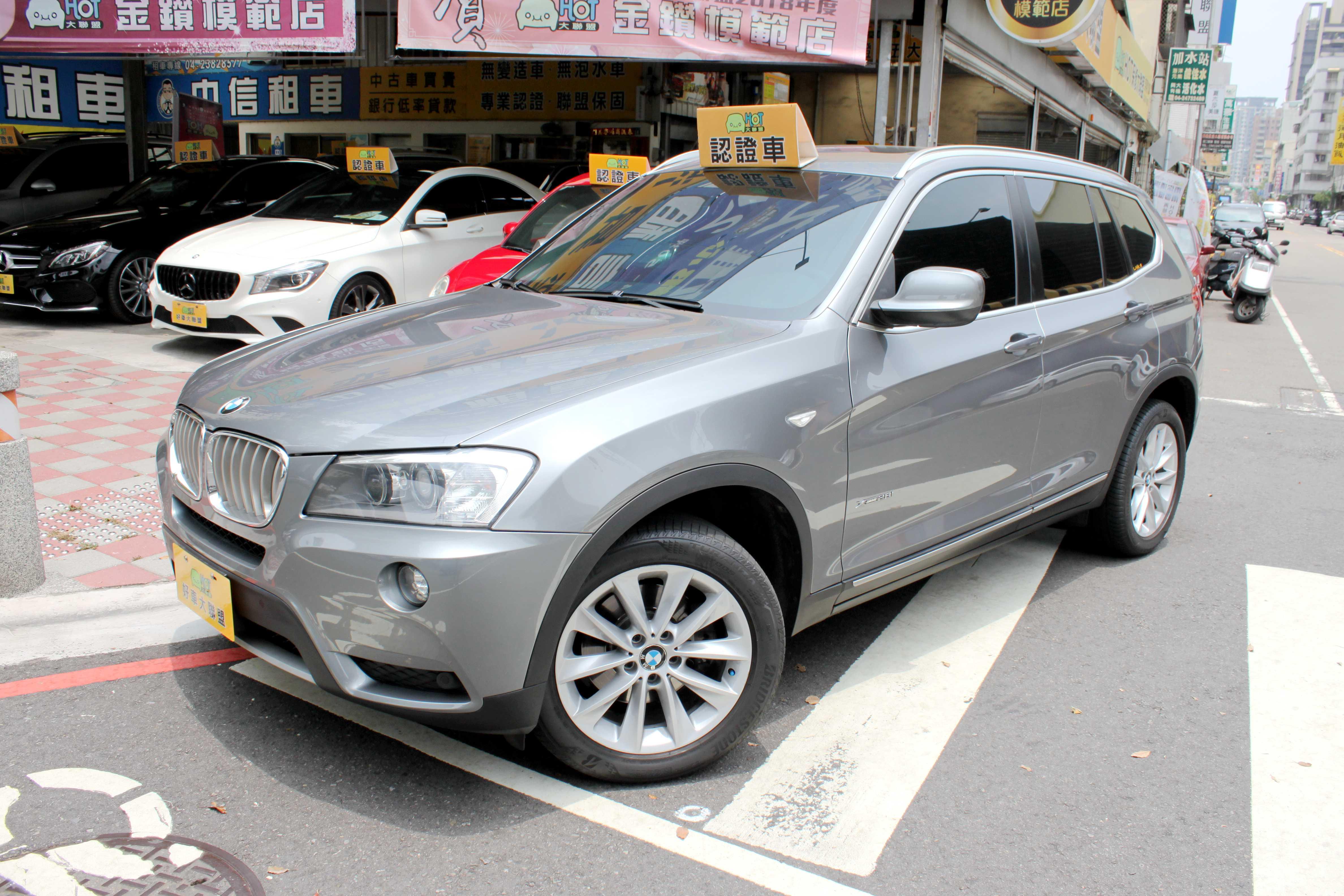 2011 BMW 寶馬 X3