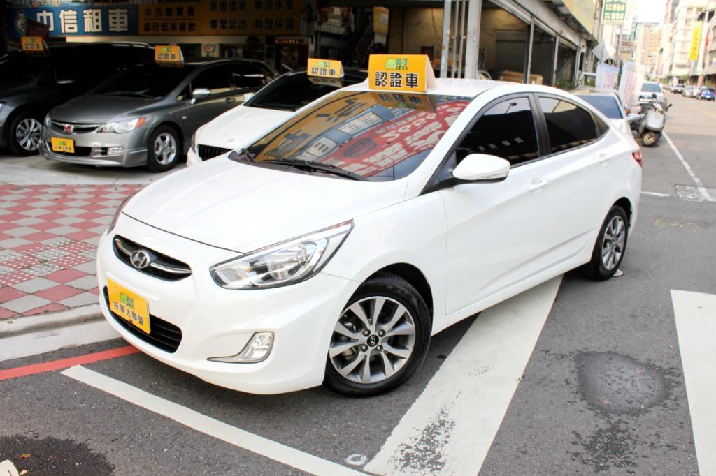 2015 Hyundai 現代 Verna