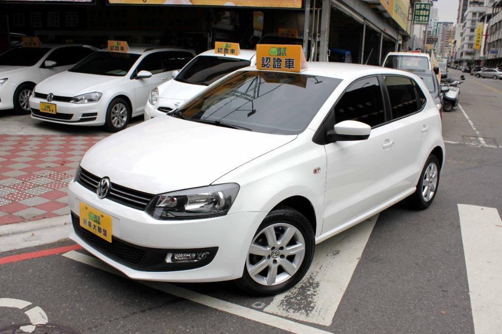 2014 Volkswagen 福斯 Polo
