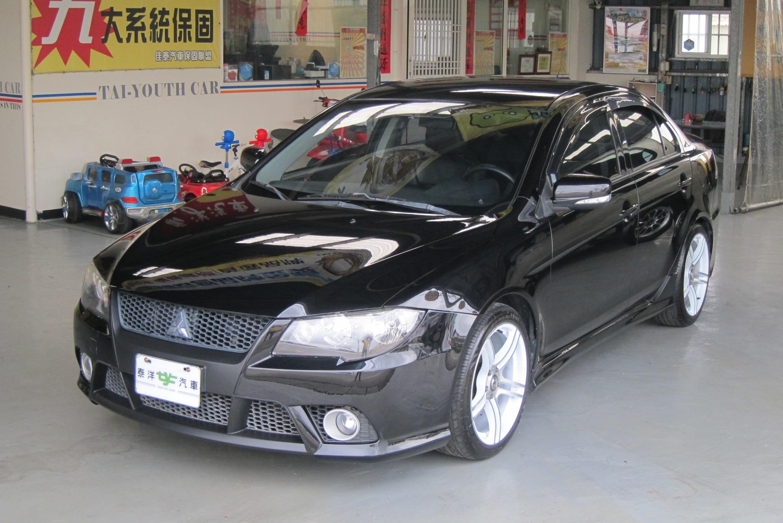 2009 Mitsubishi Lancer fortis