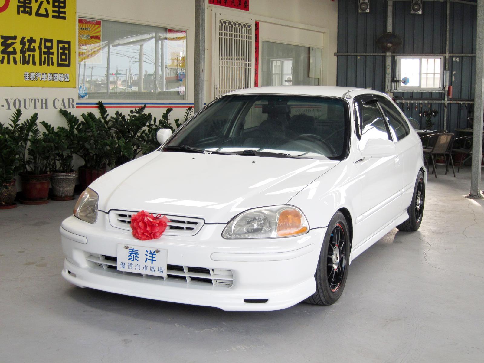 1999 Honda 本田 Civic