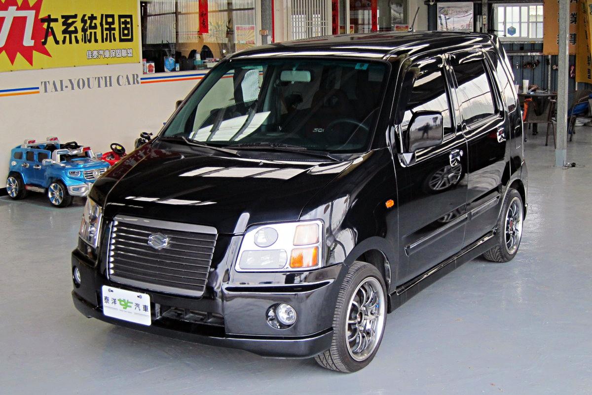 2003 Suzuki 鈴木 Solio