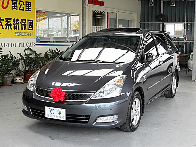 2007 Toyota 豐田 Wish