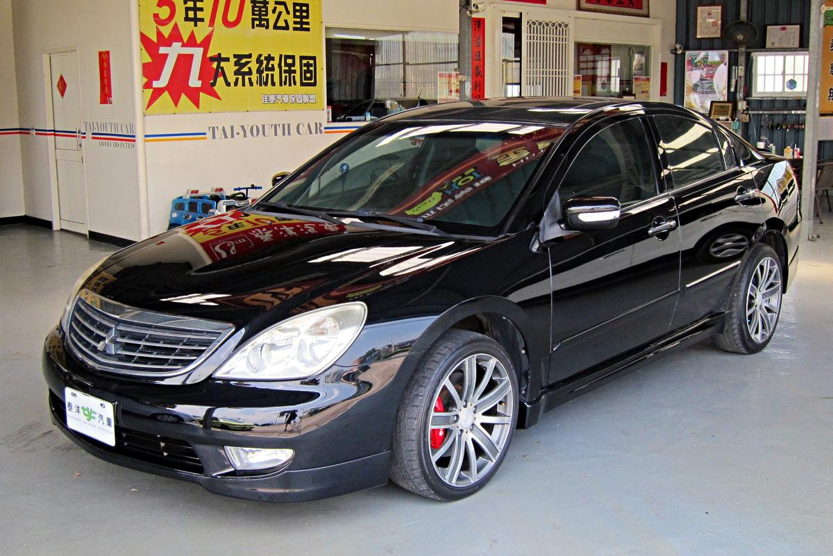 2008 Mitsubishi 三菱 Grunder