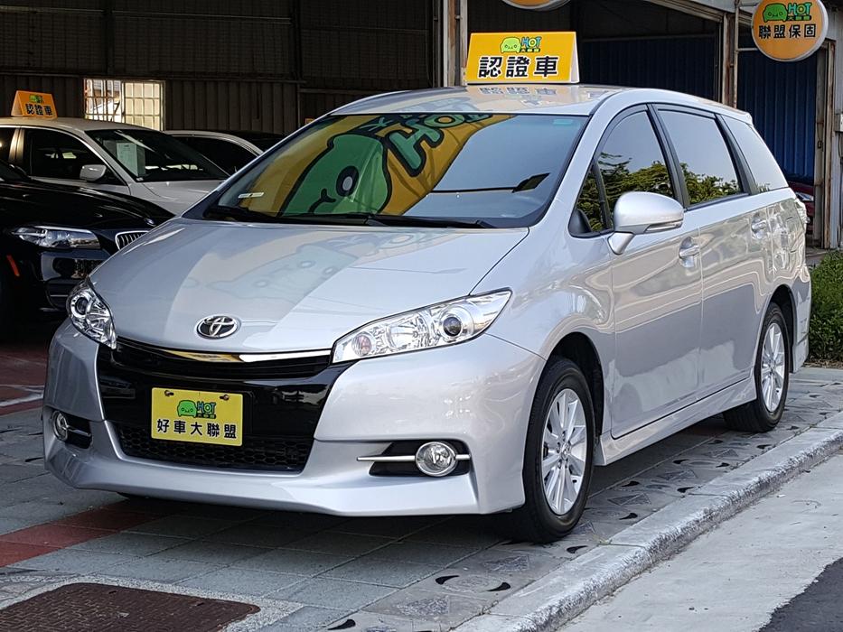 2014 Toyota Wish