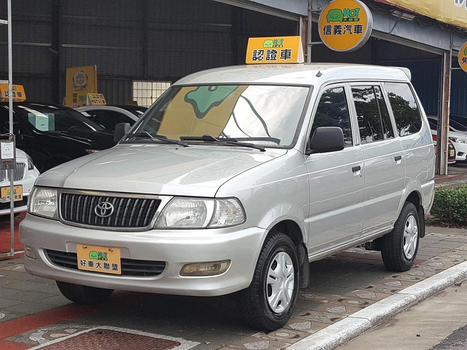 2003 Toyota 豐田 商用車