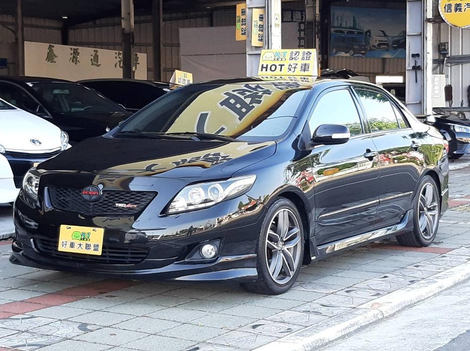 2008 Toyota 豐田 Corolla altis