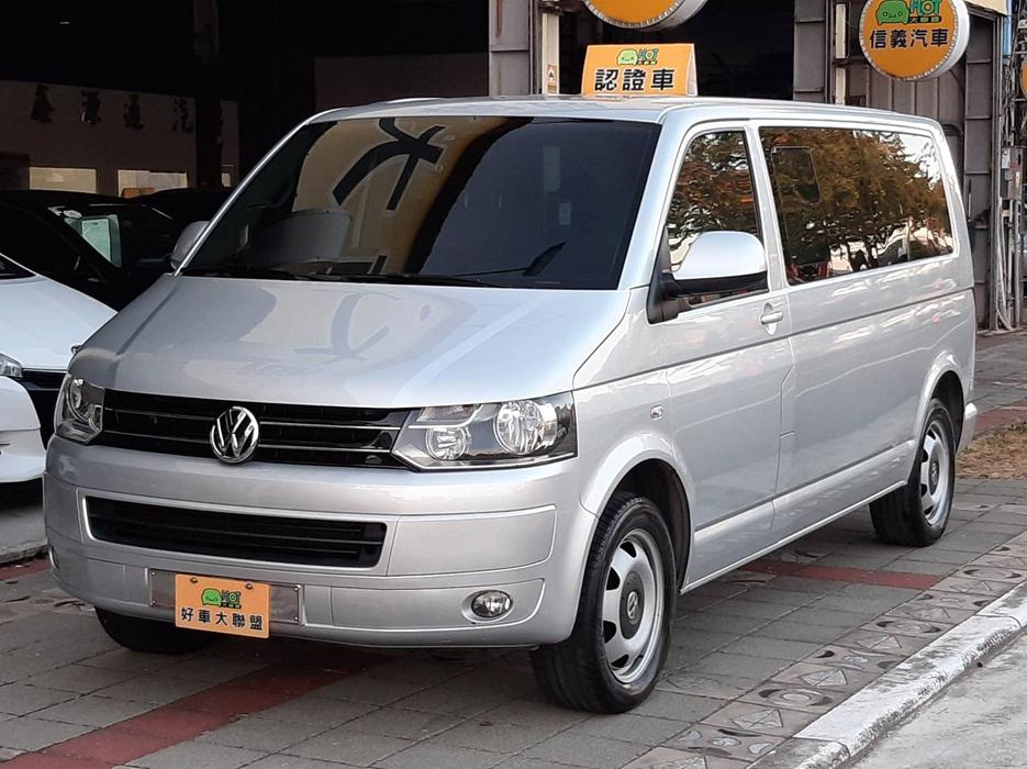 2014 Volkswagen 福斯 T5