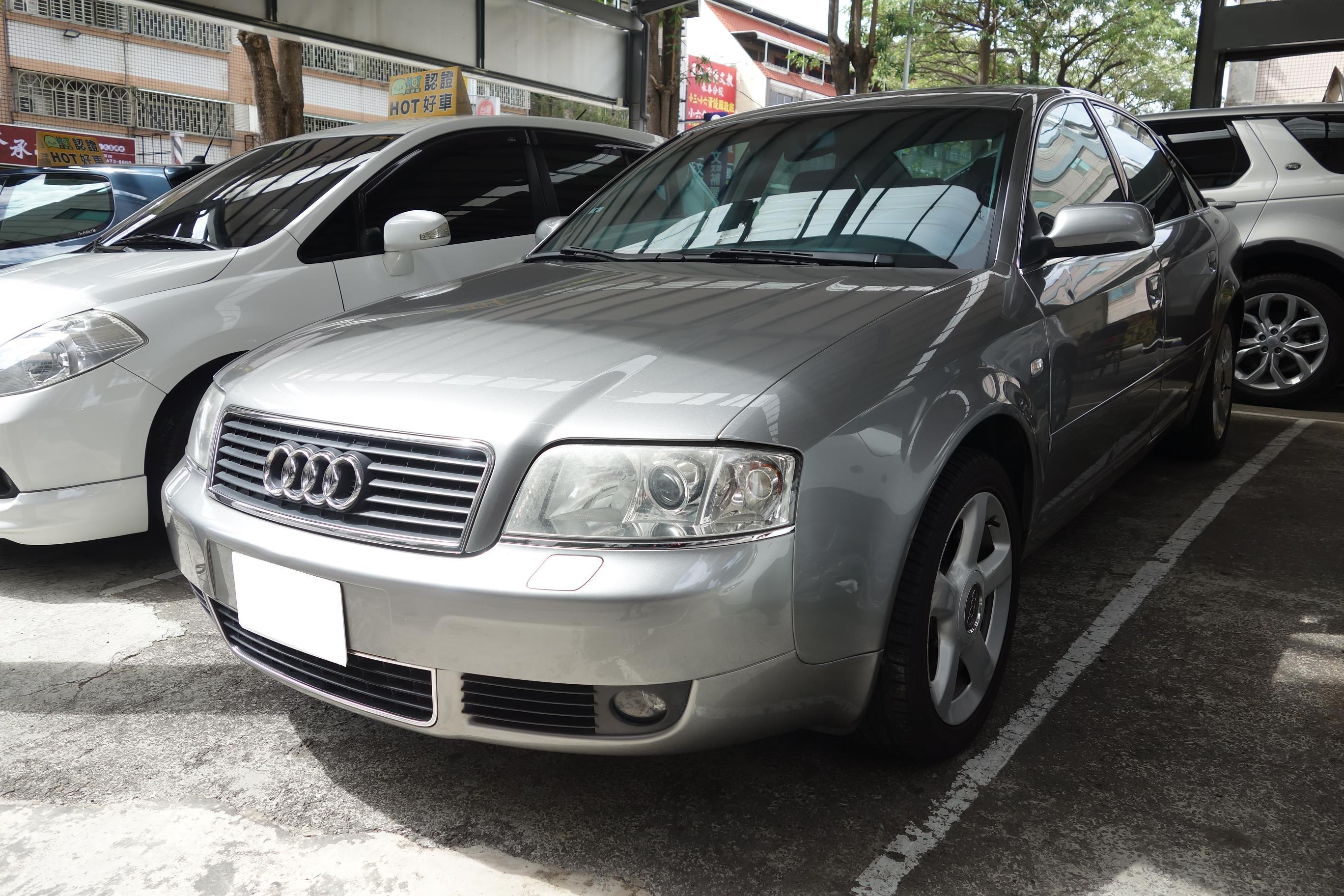 2004 Audi A6 sedan