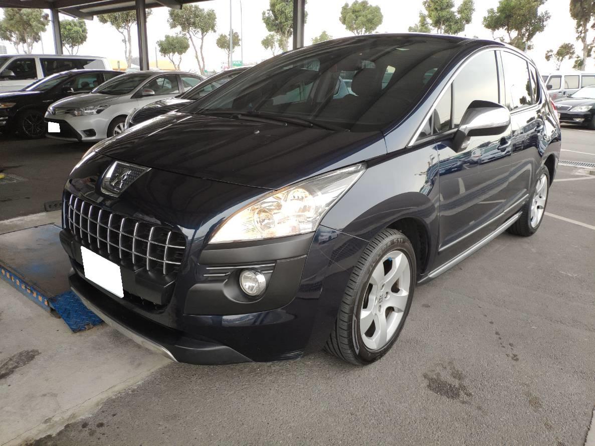 2011 Peugeot 寶獅 3008