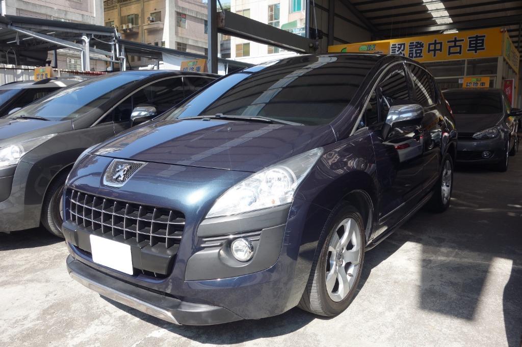 2012 Peugeot 寶獅 3008