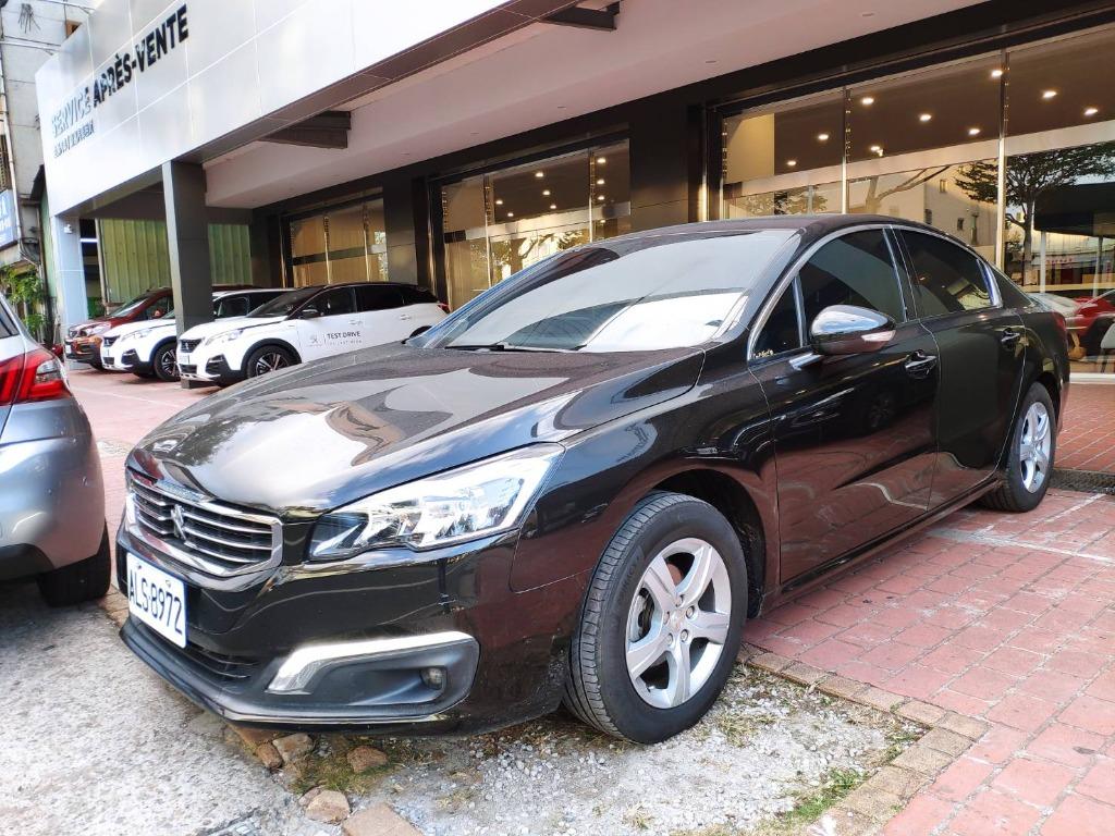 2014 Peugeot 寶獅 508