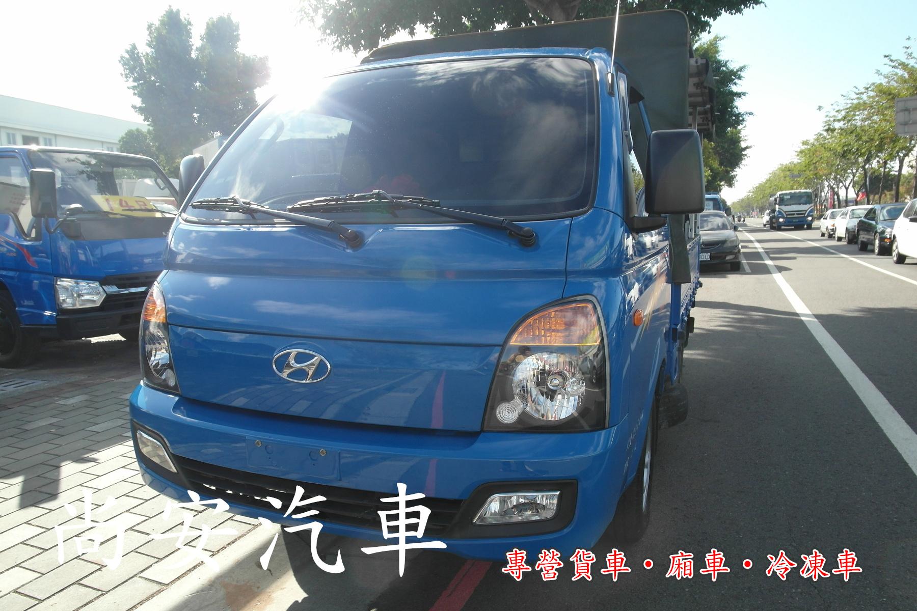 2014 Hyundai 現代 Porter