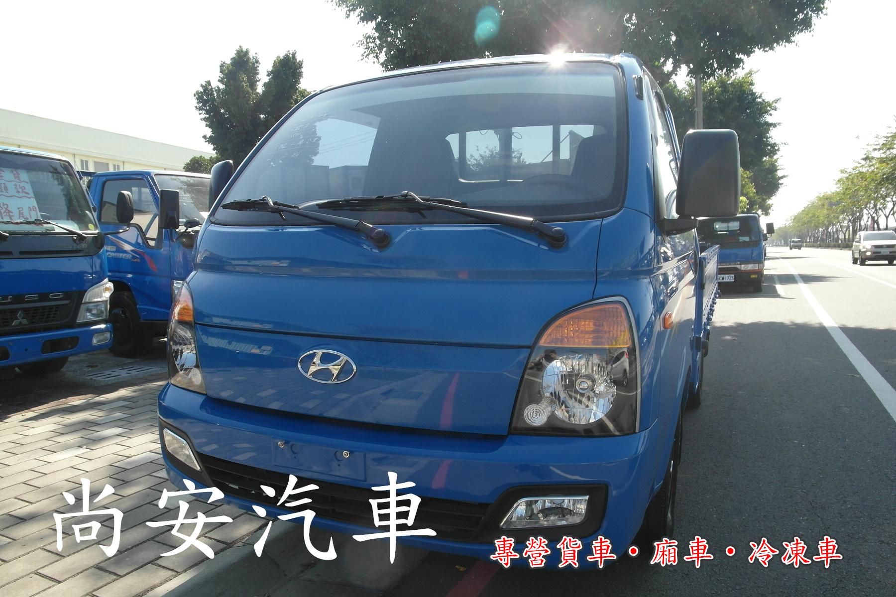 2016 Hyundai 現代 Porter