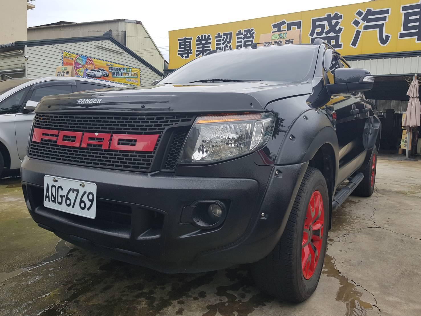 2015 Ford 福特 Ranger