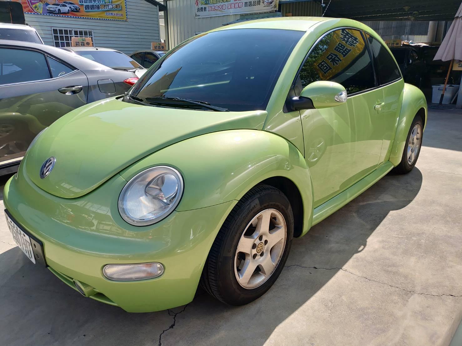 2003 Volkswagen 福斯 Beetle