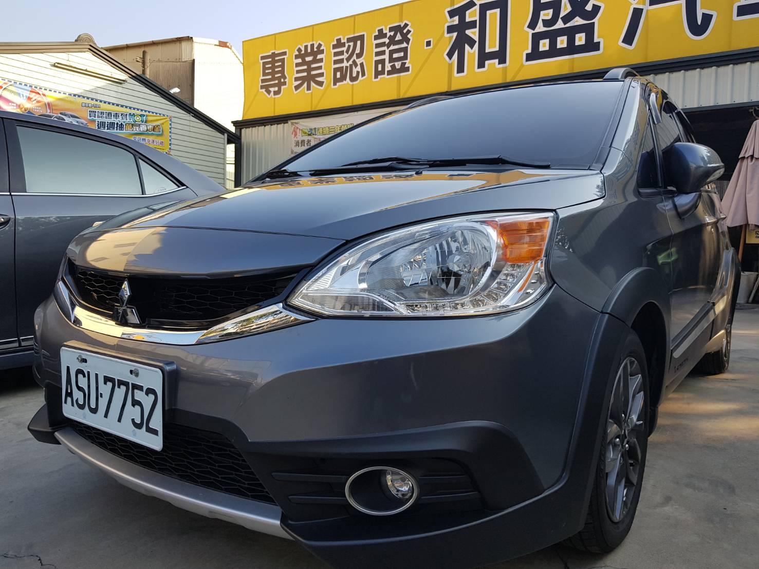 2017 Mitsubishi 三菱 Colt plus