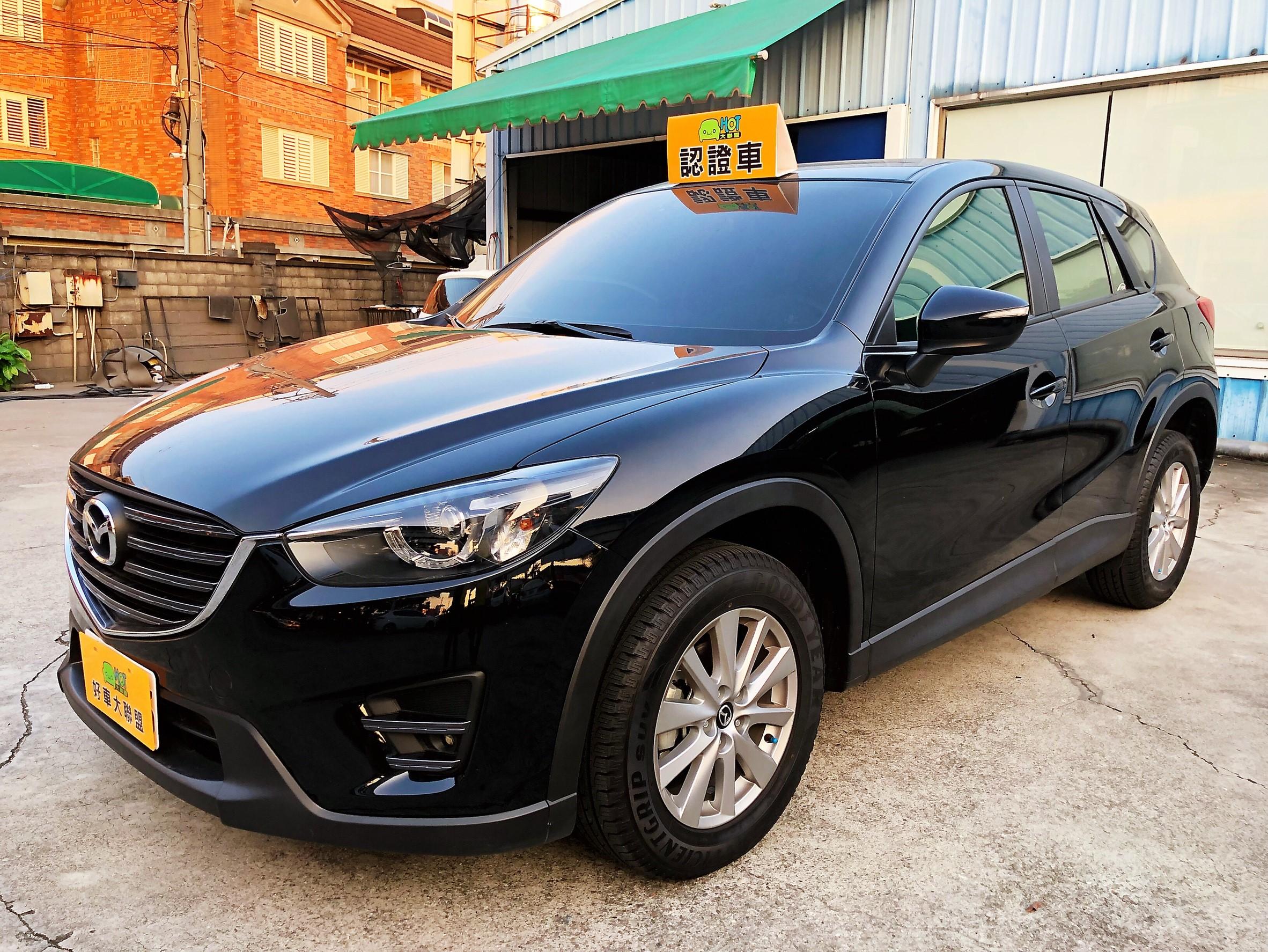 2015 Mazda Cx-5