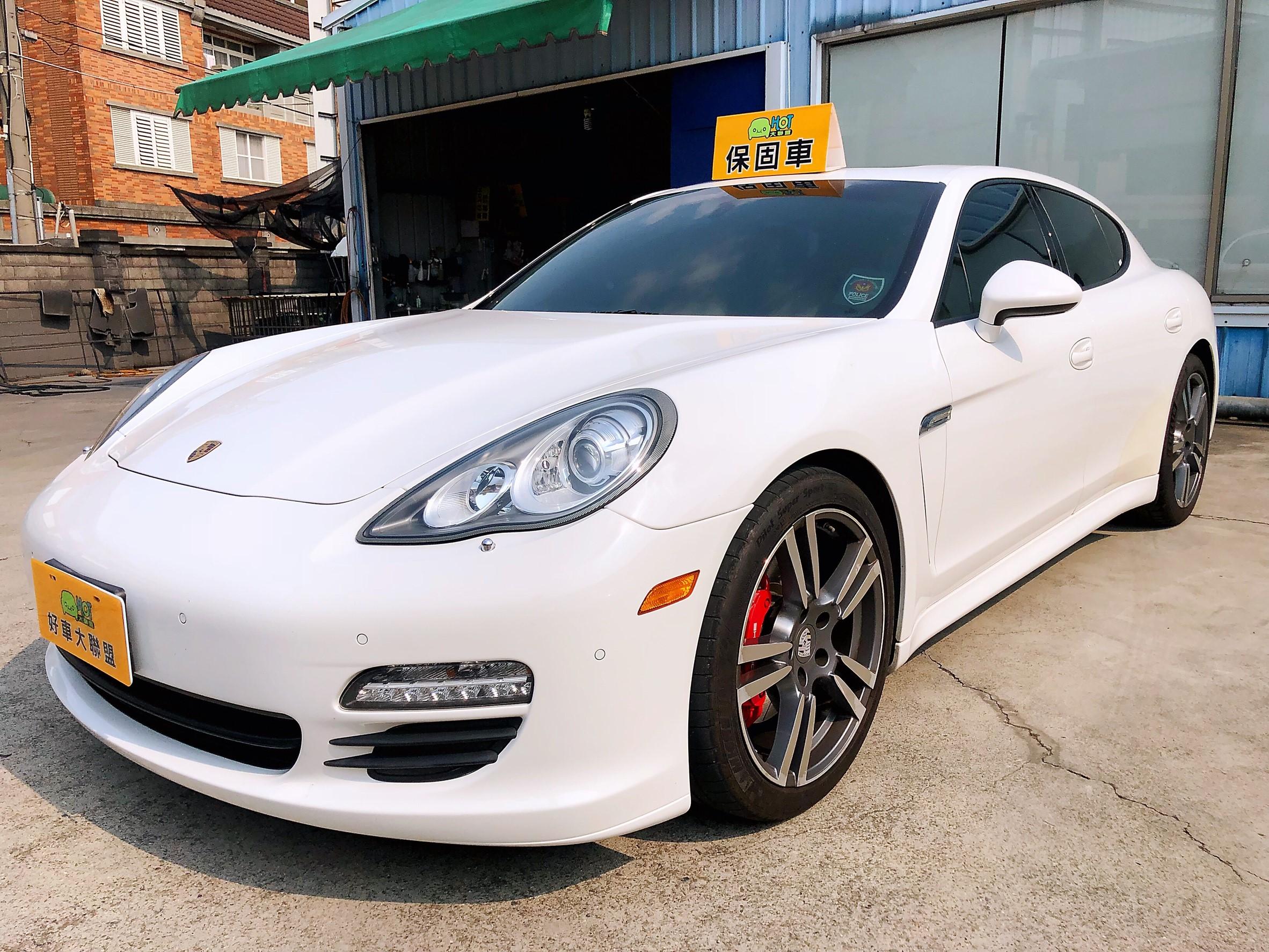 Porsche 保時捷 2012 Panamera
