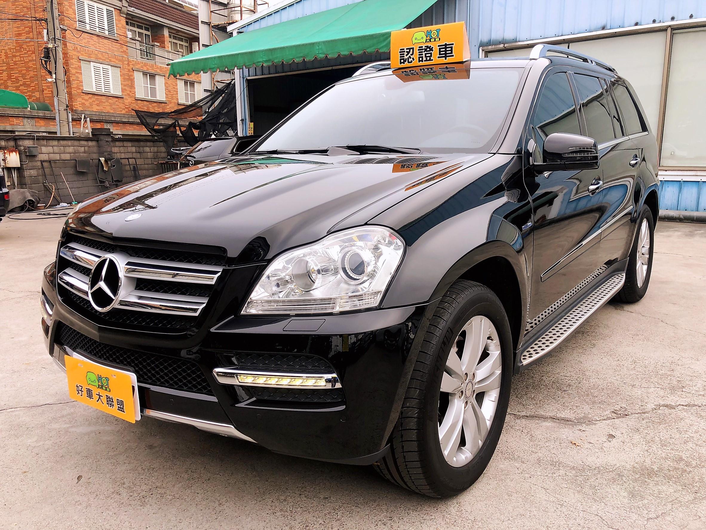 2012 M-Benz 賓士 GL-Class