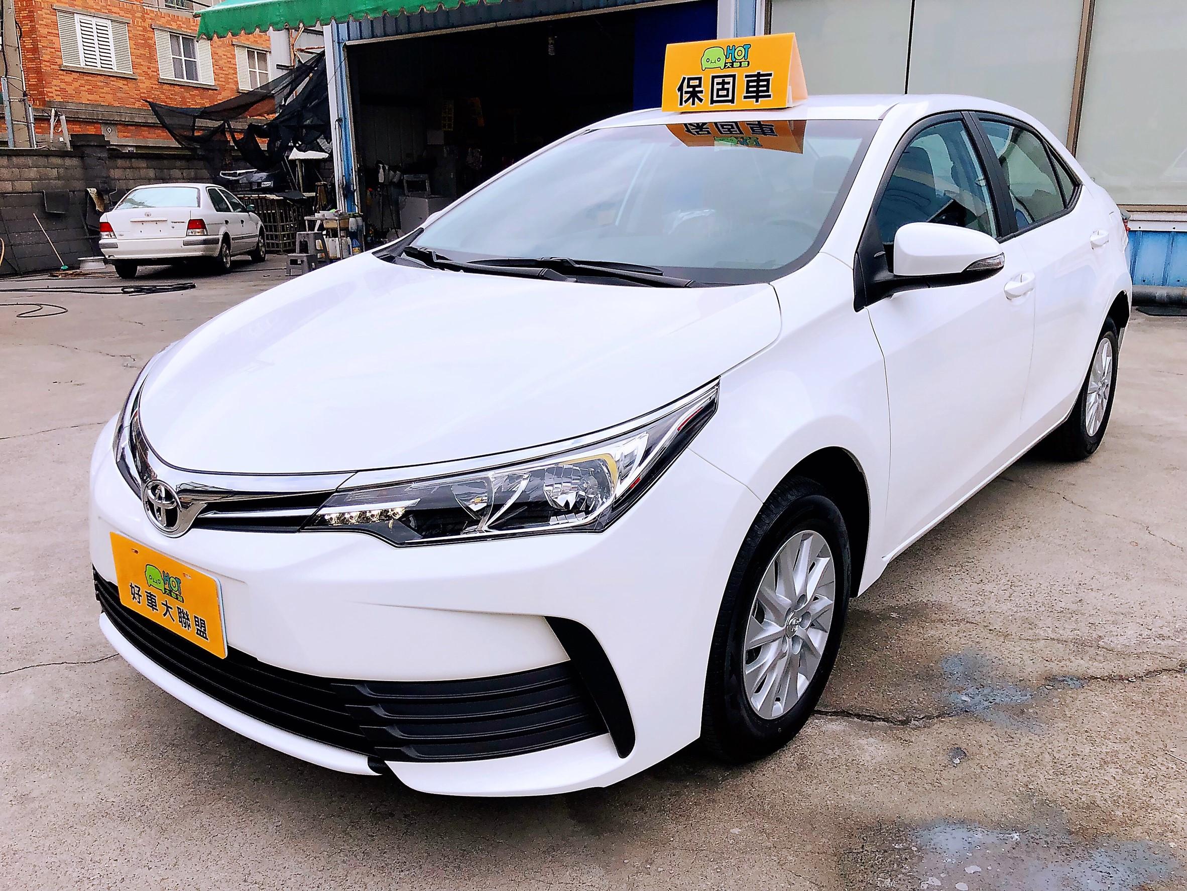 Toyota 豐田 2019 Corolla Altis